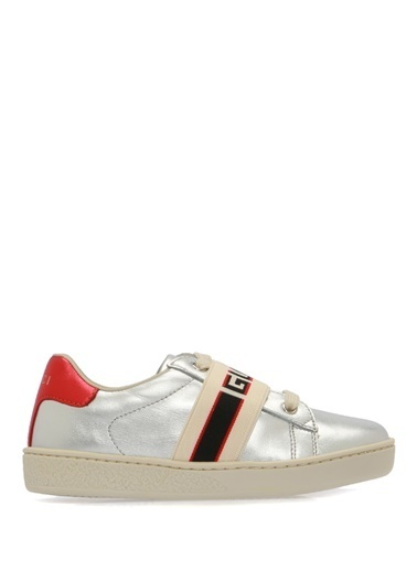 GUCCI Sneakers Gümüş